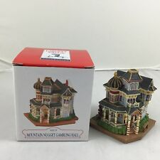 "Liberty Falls ""Mountain Nugget Gambling Hall� New In Box Mint!"