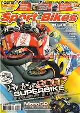 SPORT BIKES 41 KAWASAKI ZX-6 RR HONDA CBR 600 YAMAHA R6 SUZUKI GSX-R 1000 Racing