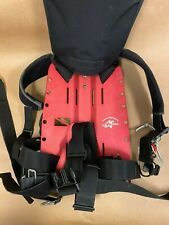 Tech Diving Hogarthian Style Back-plate and Harness - Rarely Used