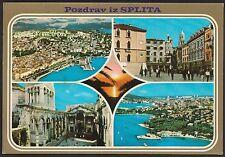 AD3884 Croatia - Pozdrav iz Split - Views