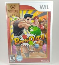 Punch-Out!! ( Nintendo Wii, 2011 ) Selects BRAND NEW FACTORY SEALED