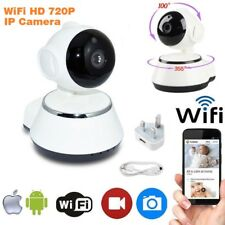 720P HD Wireless Wifi IP Camera IR Security Webcam Baby/Pet Monitor CAM Pan Tilt