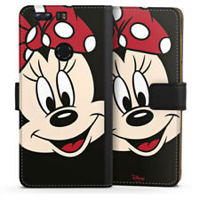 Huawei Honor 8 Tasche Hülle Flip Case - Minnie All Over