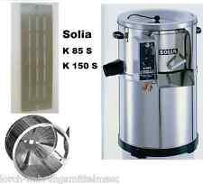 Solia K150 / K 150 S / AW K 15.0 Wendemesserplatte zur Kartoffelschälmaschine