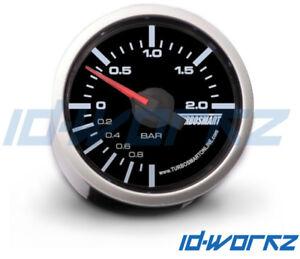 Turbosmart Mechanical Boost Gauge (BAR) 52mm