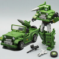 New In Stock Deformabl Hound Detective MFT MS-13 Action Figure Mini G1 Kids Toys