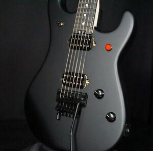 EVH 5150 Standard Series Stealth Black Ebony Fretboard Guitar