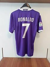 New! Ronaldo #7 Real Madrid Small (S) Soccer Jersey Football Shirt Portugal