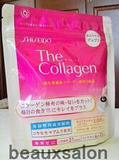 SHISEIDO The collagen powder V 126g (21days),  From Japan, 2019-08