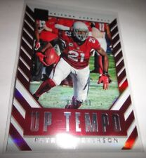 "PATRICK PETERSON, CARDINALS 2017 DONRUSS ""UP TEMPO"" #19 SP 006 OF 100"