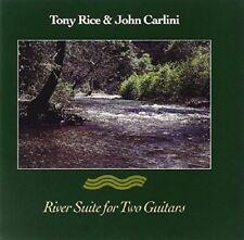 Rice Tony & Carlini John - River Suite for Two Guitars