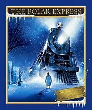 1 Yard Quilt Cotton Fabric - Springs The Polar Express Christmas Train Panel