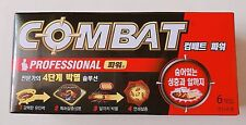Henkel COMBAT Power Roach Source Kill (6) Bait Stations for Large Roach