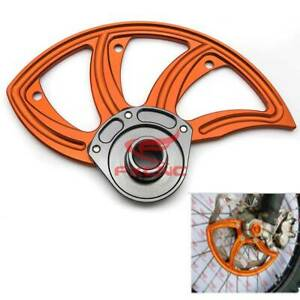 Rear Disc Rotor Brake Guard Protect For Husqvarna TX/FX 125-450 2017-2019 8Color