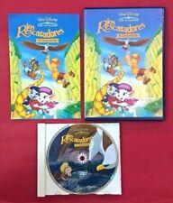 Los rescatadores en Cangurolandia - DVD - Walt Disney - USADO - MUY BUEN ESTADO
