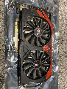 MSI AMD Radeon R9 280X Graphics Card GPU