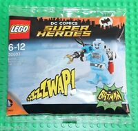 Lego Super Heroes 30603 Mr. Freeze Polybag NEW!!!