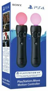 Sony PlayStation Move Motion Controller Twin Pack (PS4/PSVR) - 24H Delivery