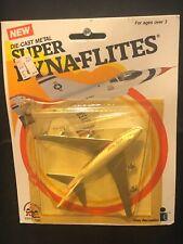 Zee Toys Vintage 1982 Super Dyna-Flites Boeing 747Sp Trans World Airlines