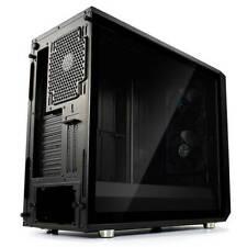 Fractal Design Meshify S2 - Dark TG No Power Supply ATX Mid Tower (Black)