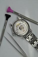 Omega Seamaster Automatic Quartz Co-Axial Watch Movement Servicing All Calibres