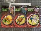 Transformers Beast Wars Fuzors Basic TERRAGATOR AIR HAMMER & BUZZSAW w/Card Lot