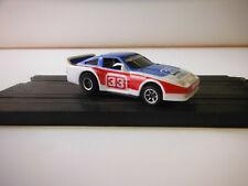 Aurora Afx Red White Blue Nissan 300ZX Turbo#33 Slot Car HO. NOS body
