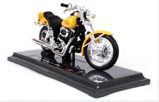 Maisto 1:18 Harley Davidson 1977 FXS Low Rider Bike Motorcycle Model New in Box
