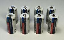 8X Westinghouse 1.2V Volt 2/3 AA 150mAh Rechargeable Ni-Mh NIMH Batteries USA!!!