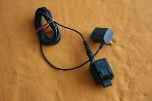 Original AV Kabel SNSP-003 + RFModulator NUS-003 Nintendo 64