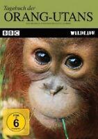 BBC WILDLIFE - TAGEBUCH DER ORANG-UTANS -  DVD NEUWARE