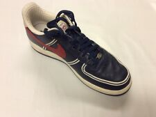 NIKE | Air Force One Premium Untold Truth Clowns | Red-Navy | Mens 10.5