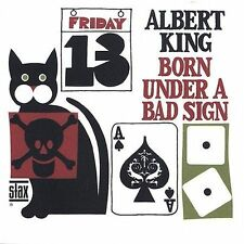 Albert King : Born Under a Bad Sign Blues 1 Disc CD