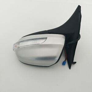 High quality GREAT WALL MOTORS X200/X240 LEFT  DOOR MIRROR  Silver COLOUR