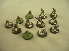 Games Workshop Lord Of The Rings Moria Goblins Lot 2 Plastic Figures