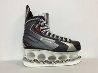 BAUER Vapor X 50 Eishockey Schlittschuhe mit t-blade Kufensystem Gr. 45,5 /10