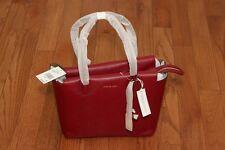 NWT Michael Kors $328 Studio Mercer Large Satchel Tote Handbag Cherry