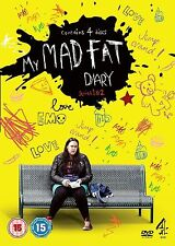 My Mad Fat Diary Complete Collection 1-2 DVD All Seasons 1 2 UK Release R2 NEW