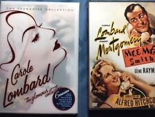 Carole Lombard: The Glamour Collection & Mr. & Mrs. Smith, dir. Hitchcock (1941)