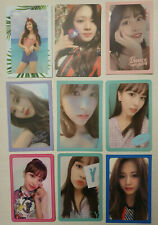 TWICE - Summer Nights / Fancy You- Official Photocards - KPOP
