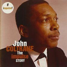 JOHN COLTRANE - The Impulse Story, 1962 to 1967, A Love Supreme, NEW