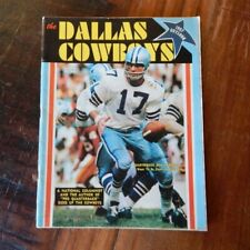 1967 DALLAS COWBOYS NFL FOOTBALL YEARBOOK MAGAZINE DON MEREDITH HAYES LANDRY ++