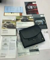 2013 BMW X5 - OWNERS OPERATOR GUIDE MANUAL BOOK AND CASE BLACK OEM SET