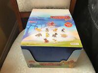 BOX 16 x PACKS Disney The Lion Guard Collectable Mini Figure Blind Bag  Series 5