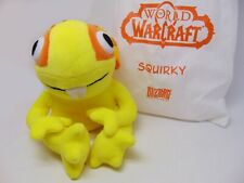 Official Blizzard Warcraft Squirky Murloc Plush / Soft Toy - New with Dust bag