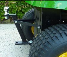 """Mower Towing Hitch 42"""" 48"""" 54"""" Deck Craftsman LT1000 2000 YT3000 John Deere D140"""
