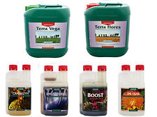 Canna Terra Vega And Terra Flores 5L Nutrient Kit