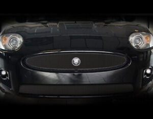 Jaguar XKR Black Lower Mesh Grille OE Style Direct Replacemen 2007 - 2011 models