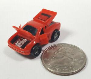 Deluxe Ferrari Testarossa Red Galoob Micro Machines Rare Vintage