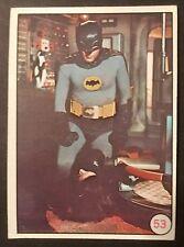 Vintage 1966 Topps Batman Bat Laffs Card #53 set break-Combined shipping